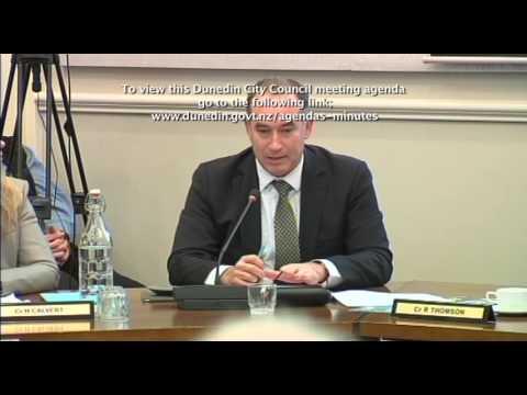 Dunedin City Council - Finance Committee - July 18 2016