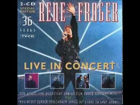 Rene Froger - Why are you so beautiful (Live in Ahoy 1995)