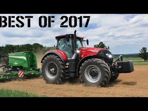 WE ARE FARMERS 2017 | Tractors in action | Best of Season - Spinar24HD