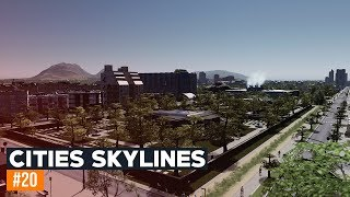 Nowe Cmentarze | Cities Skylines 2019 | #20