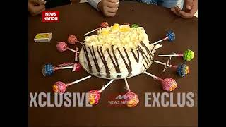 Children's Day: Zaid gets cake by Om Shanti Om's contestants