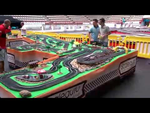 Open slot racing Madrid 2014