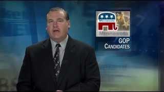 Minnesota GOP Governor Candidates - Lakeland News at Ten - June 2, 2014