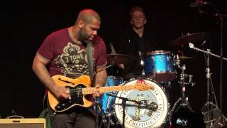 Kirk Fletcher (US) & The Özdemirs (D) - As The Years Go Passing By - Frederikshavn Blues Festiv.2014