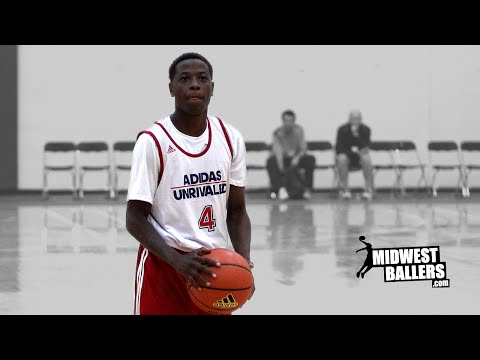 Trae Jefferson DISMANTLES The Defense At Adidas Unrivaled!