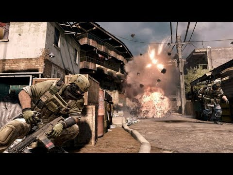 Intense Combat in African Village ! Awesome FPS Tom Clancy's Ghost Recon Future Soldier