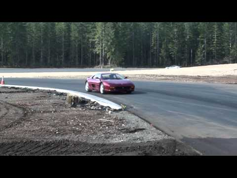 The Ridge Motorsports park tour raw footage