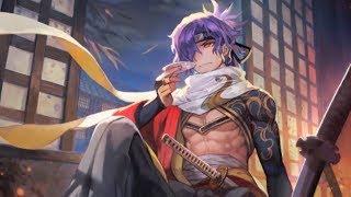 [Fate/Grand Order] Okada Izo's Voice Lines (with English Subs) by Raizu  Stash