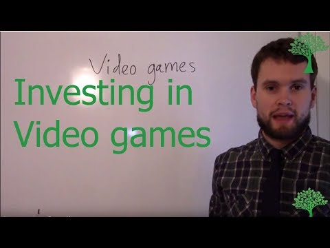 Investing in video games (Stock market tips)