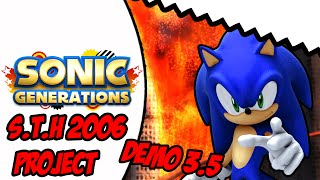 Sonic Generations (PC) STH 2006 Project Demo 3