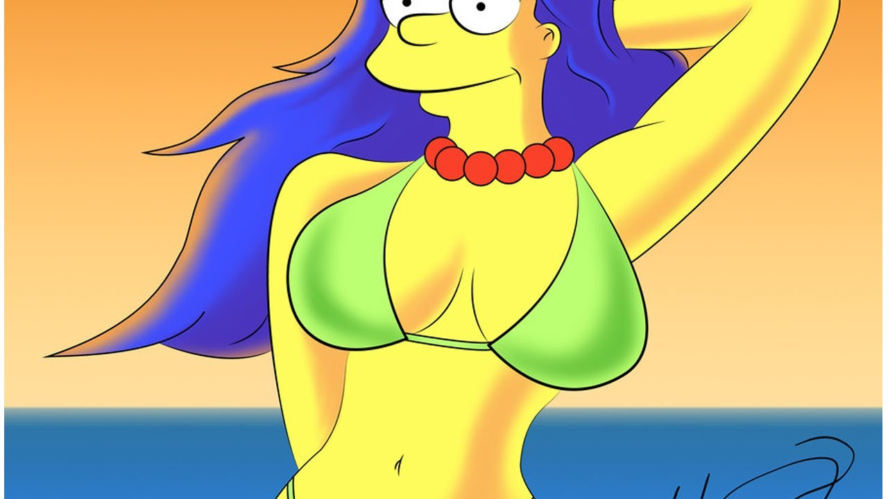 Nude marge simpson fotos