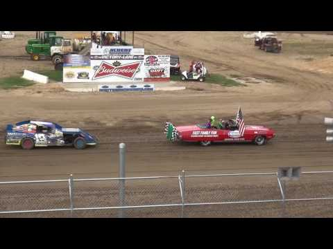 Driver Salute & Appreciation Iowa Donor Night Independence Motor Speedway 8/5/17