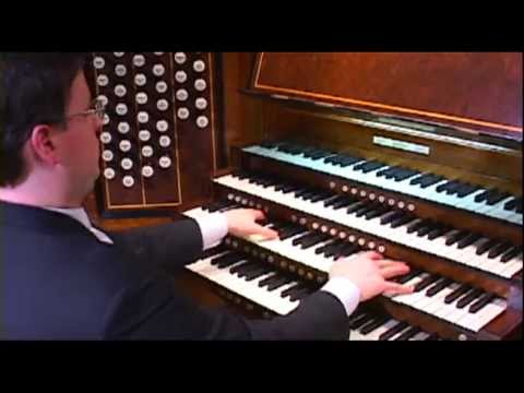 Paul Jacobs plays Octaves by Jeanne Demessieux