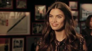 Sara Sampaio celebrate Montblanc's 110 Years