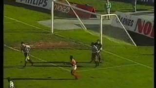 Sporting - 1 Marítimo - 2 de 1989/1990 3 eliminatória da Taça de Portugal