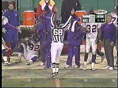 Vikings At Chiefs (1999)