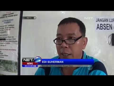 Makam Dr. G. A Poch Diduga Makam Hitler di Surabaya