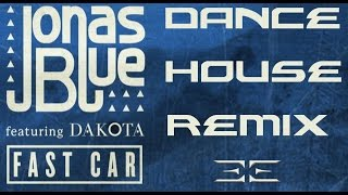 Jonas Blue Fast Car Ft Dakota Philipee Dela Remix Teaser Future House