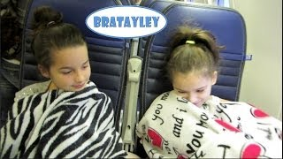 Taking Off! With KittiesMama (WK 182) | Bratayley