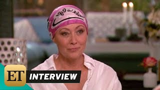 EXCLUSIVE: Shannen Doherty on the Emotional Moment She Chopped Off Her Hair After Cancer Treatment