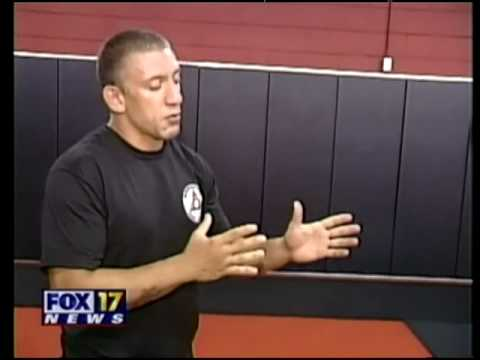 SSF MMA Clarksville Tennessee on Fox News 17