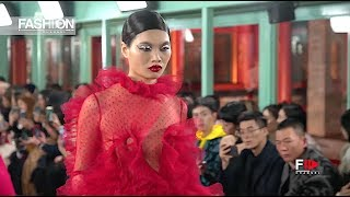 VALENTINO Haute Couture 2019 Beijing - Fashion Channel