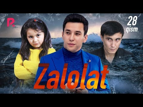 Zalolat (o'zbek Serial) | Залолат (узбек сериал) 28-qism #UydaQoling