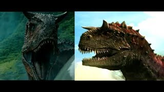 JURASSIC WORLD: Fallen Kingdom - Carnotaurus w/ Disney Dinosaur Sounds!