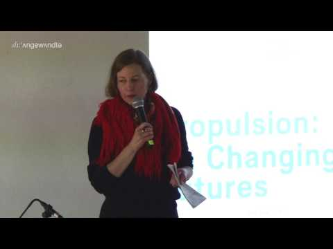Propulsion: On Changing Futures - 1 - Welcome + Ralo Mayer