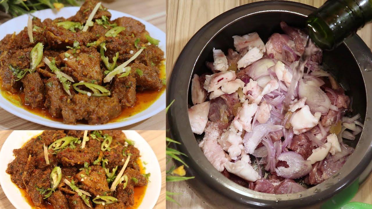 Mutton Boti Masala | Spicy & Super Easy Boti Masala Recipe