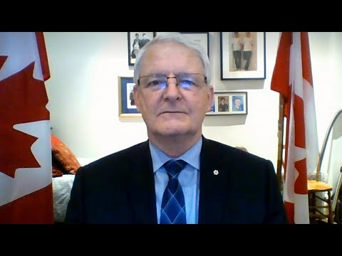 Garneau: International community has to stand up against arbitrary detention