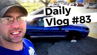 On The Road Again, And We Only Lost One Piece Of The Truck!   RVLife Daily Vlog #82