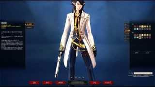 【クリティカ】KRITIKA 魔術師 character creation HD1080p