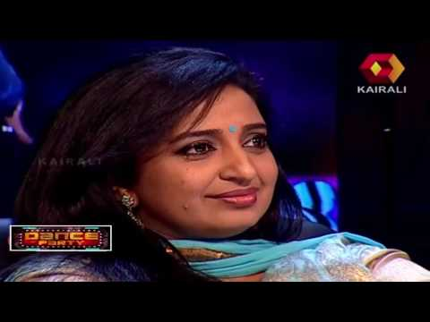 SUJINLAL Kairali Tv Dance party 100years of Indian Cinema performance Comments