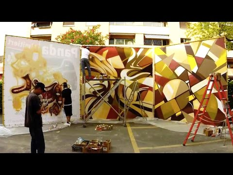 One Truth Graffiti Streetart Documentary 2015 – English Subtitles