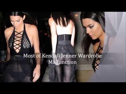 Most of Kendall Jenner Wardrobe Malfunction thumbnail
