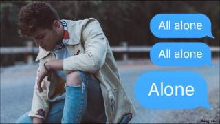 Bazzi - Alone (lyrics) Video