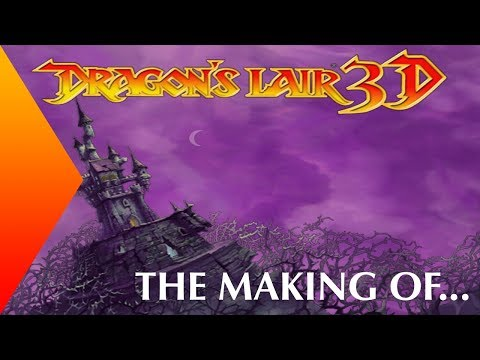 20 Years of Dragon's Lair - The Making of Dragon's Lair 3D