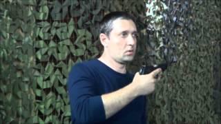 Техника безопасности при использовании гражданского оружие в ТИРе