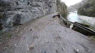 Старая заброшенная дорога Адлер   Красная Поляна