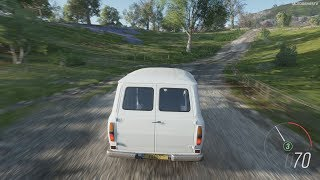 Forza Horizon 4 - 1965 Ford Transit Gameplay [4K]