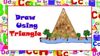 Learning Shape Art Draw Using