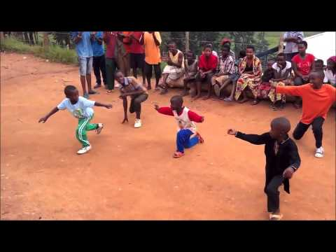 African Village Hip Hop Dance