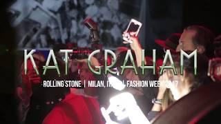 Kat Graham - Rolling Stone Party at Milan Fashion Week 2017