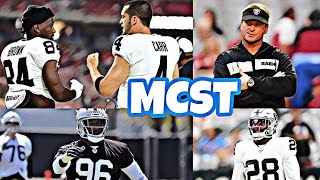 Season Preview: Oakland Raiders | Detroit Lions Week #9 Opponent