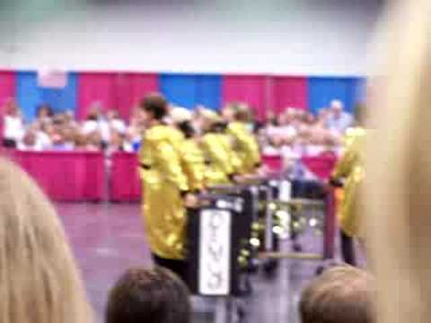 World Bookcart Drill Team Championships