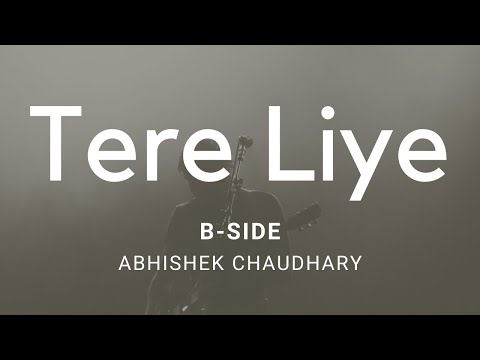'Tere Liye' - ABHI | Sad Hindi Rock Song (Full Song) (Official Audio)