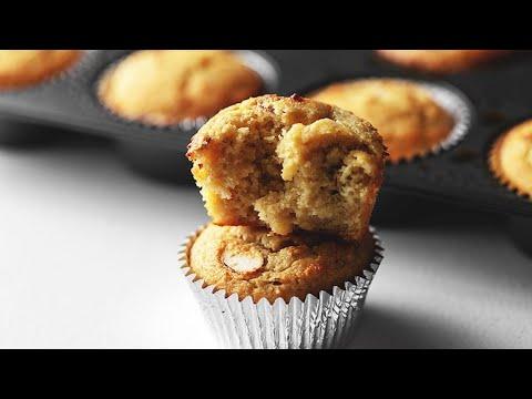 Almond Flour Muffins Keto Muffins
