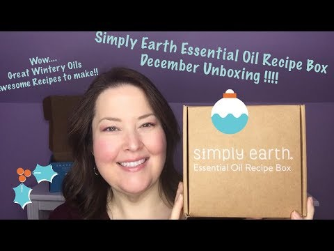 simply-earth-unboxing-/-december-2019-/-essential-oils-recipe-box