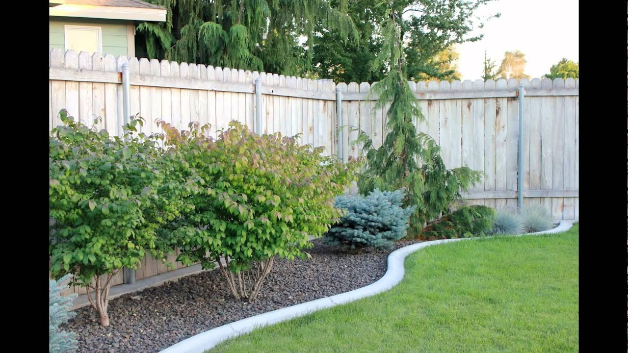 Bon Backyard Landscaping Designs | Small Backyard Landscaping Designs   YouTube
